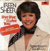 Cover Ireen Sheer - Bye Bye I Love You [deutsch]